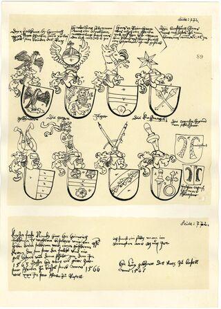 Bassenheimer Wappenbuch – Heraldik-Wiki