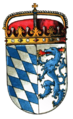 Coat of arms administrative region de Niederbayern.png