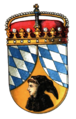 Coat of arms administrative region de Oberbayern.png