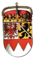 Coat of arms administrative region de Oberfranken.png