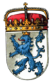 Coat of arms administrative region de Oberpfalz.png