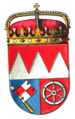 Coat of arms administrative region de Unterfranken.png