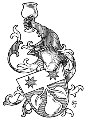 Coat of arms family Hruška 02.png