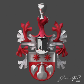 Coat of arms family Hruška 03.png