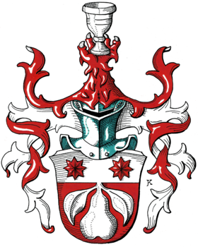 Coat of arms family Hruška 05.png