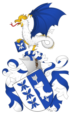 Coat of arms family de Janka.png