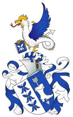 Coat of arms family de Janka Variante.jpg