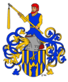 Coat of arms family de Steffenhagen.png