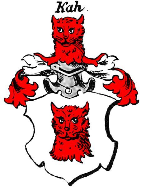 Katzenkopf - (un-)heraldisch? - Heraldik im Netz