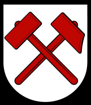Schlägel Und Eisen Heraldik Wiki